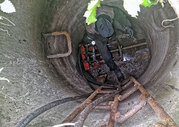 Применение метода прокола при ремонте наружной канализации