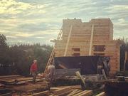 Строительство домов из профилированного бруса ПОД КЛЮЧ в Туле - foto 1